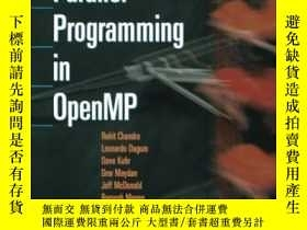 二手書博民逛書店Parallel罕見Programming In Openmp-Openmp中的並行程序設計Y436638 R