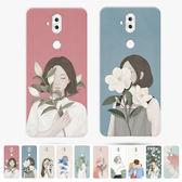 華碩 ZenFone5 5Q 韓系文藝軟殼 TPU軟殼 手機殼 彩繪 保護殼 全包邊 ZenFone5手機殼