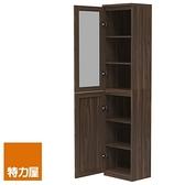 組 -特力屋萊特 組合式書櫃 深木櫃/深木層板4入/深木門1入 40x30x174.2cm