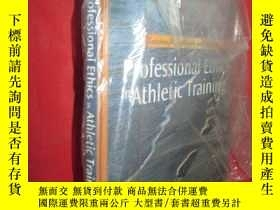 二手書博民逛書店Professional罕見Ethics in Athletic