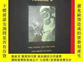 二手書博民逛書店Hellboy罕見Library Edition Volume