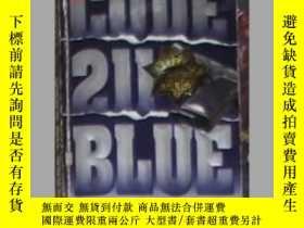 二手書博民逛書店英文原版罕見Code 211 Blue by Joseph D