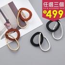 耳飾.韓國木質金屬雙色水滴造型耳環.白鳥麗子