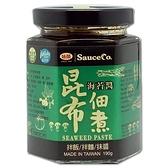 味榮 昆布佃煮海苔醬 190g/瓶