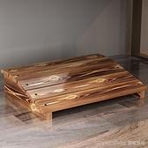 訂製實木放腳架擱腳架實木腳踏板墊腳凳踏腳辦公桌擱腳凳擱腳板腳墊 年終大促 YTL