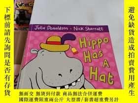 二手書博民逛書店Hippo罕見Has A HatY246305 見圖 見圖