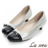 【La new outlet】低跟淑女鞋(女222040680)