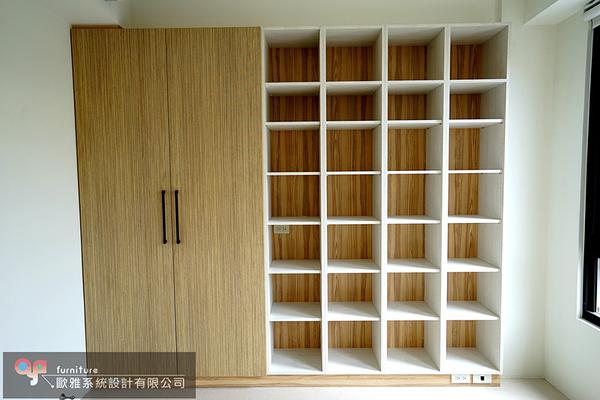 【歐雅 系統家具 】書櫃