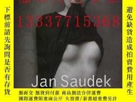 二手書博民逛書店【罕見】Jan Saudek Hardcover 1988Y27