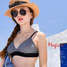 無痕法式風格,簡約清新 前胸交叉片接,可當哺乳內衣使用 雙排三扣容易拆解 內容物:上衣1件附胸墊