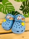 【震撼精品百貨】哆啦A夢_Doraemon~日本SANRIO三麗鷗 小叮噹兒童布希鞋-星星(14~17號)#90303