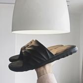 拖鞋男夏天男士涼拖鞋簡約素色浴室洗澡情侶拖鞋夏季室內居家用拖鞋女夏 芊墨左岸