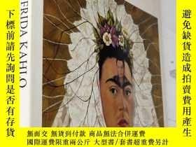 二手書博民逛書店Frida罕見Kahlo 1907-1954: Pain and