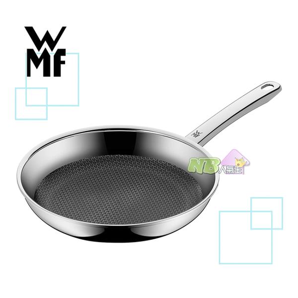 德國 WMF Profi Resist 系列 ◤送WMF Touch不鏽鋼雙刀組(附刀套)◢ 24cm 耐磨 平底 煎鍋