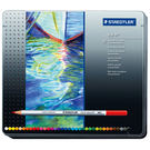 施德樓 MS125 金鑽級水性色鉛筆36色組