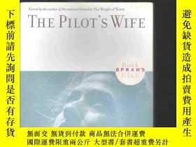 二手書博民逛書店英語小說罕見The Pilot s Wife   Anita