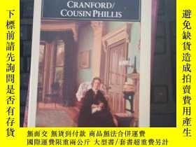 二手書博民逛書店Cranford罕見  Cousin Phillis (Peng