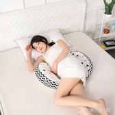 孕有來孕婦枕頭護腰側睡臥枕多功能托腹U型枕懷孕期孕婦墊肚枕 創時代3c館 YJT