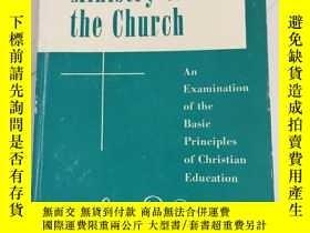 二手書博民逛書店The罕見Teaching Ministry of the Ch