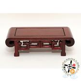 紅木古董桌小木座~十方佛教文物~