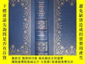 二手書博民逛書店FORMATION罕見OF THE UNION OF THE A