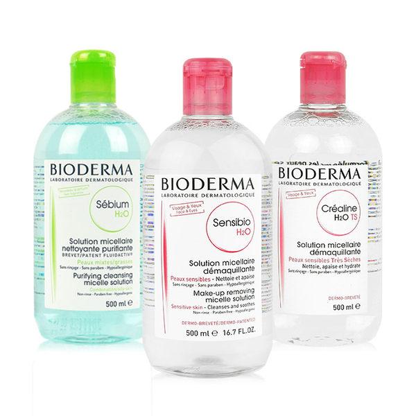 BIODERMA 高效潔膚水 500mL 卸妝水 ◆86小舖 ◆