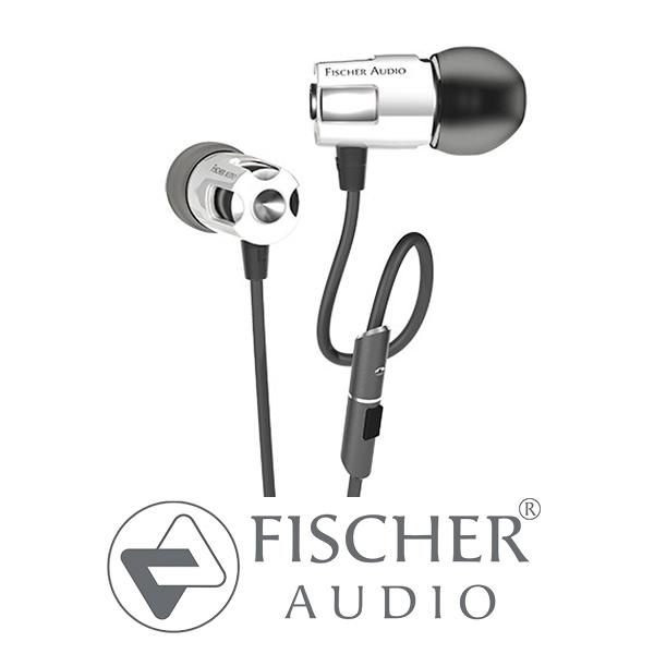 Fischer Audio 菲切爾 耳道式 耳塞式 HiFi 耳機 Consonance V.2 鋁合金材質