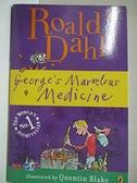 【書寶二手書T1/原文小說_CX5】George's Marvelous Medicine_Dahl, Roald