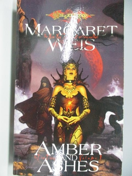 【書寶二手書T4/原文小說_ACK】Amber and Ashes_Margaret Weis