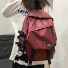 校園背包男雙肩包女韓版簡約百搭旅行電腦包
