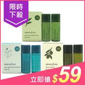 韓國 Innisfree 化妝水 乳液2件組(8mlx2) 7款可選【小三美日】原價$79
