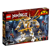 71702【LEGO 樂高積木】旋風忍者系列 Ninjago - 黃金機械人(489pcs)