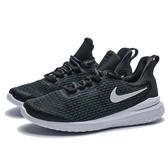 NIKE W RENEW RIVAL 黑 網布 襪套 慢跑鞋 女 (布魯克林) AA7411-001