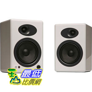 [104美國直購] Audioengine White 揚聲器 B005OSR1C8 A5+ Premium Powered Speaker Pair $19938