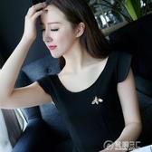 胸針日韓可愛蜜蜂胸針胸花別針裝飾創意百搭韓國大氣配飾外套大衣時尚 雙十二全館免運