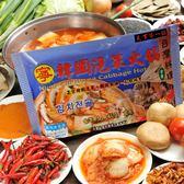 寧記.韓國泡菜火鍋底-素(1000g/份)﹍愛食網