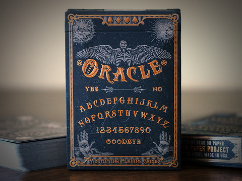 【USPCC 撲克】Oracle playing cards made by USPCC