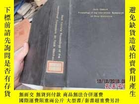 二手書博民逛書店rock罕見fracture proceedings of th
