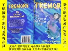 二手書博民逛書店the罕見curse of the frozen loch冰凍湖的詛咒Y200392