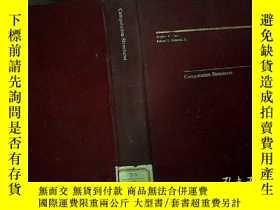 二手書博民逛書店Computation罕見Structures 計算結構(22)