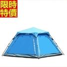 帳篷 露營登山用-超大空間戶外3-4人自...