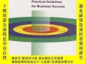 二手書博民逛書店Software罕見Process Improvement: Practical Guidelines for B