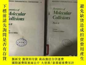 二手書博民逛書店Dynamics罕見of Molecular Collision