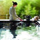 【高雄】花季度假飯店-《玉蘭軒‧映月湯屋》120分泡湯券