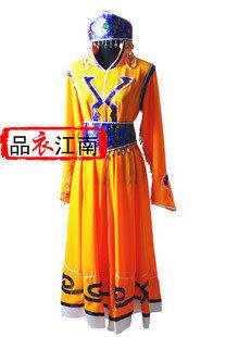 少數民族服裝/蒙古袍/