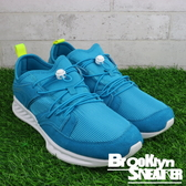 PUMA Blaze Lgnite Plus 水藍營光色 麂皮 伸縮 彈性鞋帶 男 (布魯克林) 2017/1月 36251503