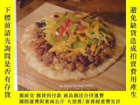 二手書博民逛書店*罕見Taco Table(英文原版食譜,墨西哥玉米麪豆卷)