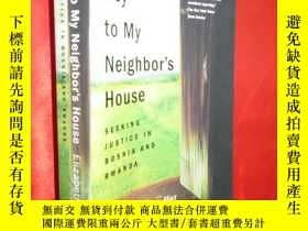 二手書博民逛書店The罕見Key to My Neighbor s House
