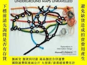 二手書博民逛書店Underground罕見Maps Unravelled-地下地圖被揭開Y414958 出版2020