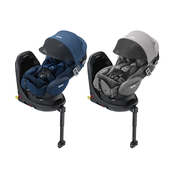APRICA 愛普力卡 Fladea grow ISOFIX All-around Safety Premium 平躺型汽車安全座椅